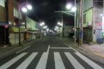【32.5km】:豊前市宇島 「夜が見ごろ!宇島駅前」
